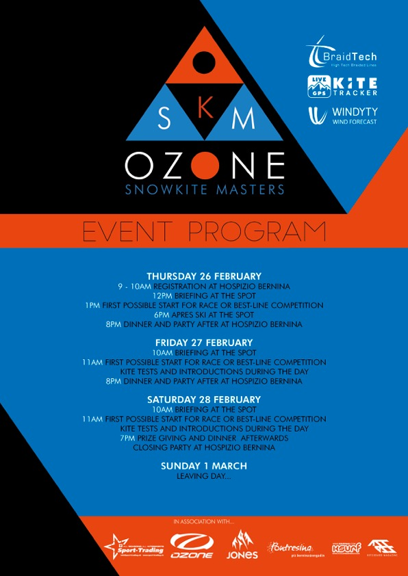 Event Programme 2015